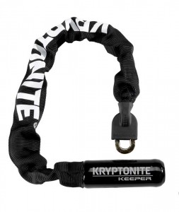 Zapięcie rowerowe Kryptonite Keeper 755 Integrated Chain